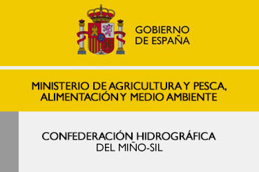 Confederacion Hidrografica del Mino-Sil logo